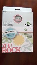 NIP Making Memories Slice Design Card Bravissimo 36988 HTF