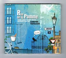 CATHERINE VANISCOTTE - RUE DE LA POMME - CD 21 TITRES - 2012 NEUF NEW NEU
