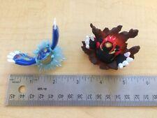 Pokemon GROUDON & KYOGRE - 2 Figure Lot