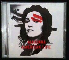 Madonna : American Life CD (2003) Enhanced Very Good Condition Free Shipping