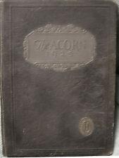 1925 OAK HILL HIGH SCHOOL YEARBOOK OAK HILL WEST VIRGINIA THE ACORN VOL. 11