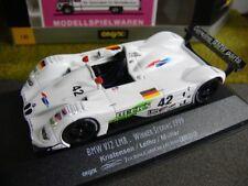 1/43 Onyx xgt005 BMW v12 LMR Winner Sebring 1999 Kristensen Letho Müller #42