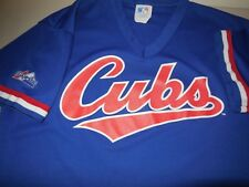 Majestic Chicago Cubs Baseball Jersey Blue Mlb Team Athletic Man's Small Medium