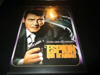 "DVD ""JAMES BOND 007 : L'ESPION QUI M'AIMAIT"" Roger MOORE"