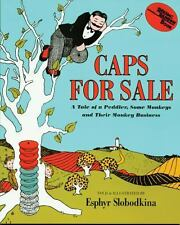 Caps for Sale (Reading Rainbow Books) SOFTCOVER