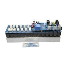 Hifi 1500W Powerful Final Mono Amplifier Board + TTC5200 TTA1943 Tube Heatsink