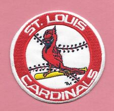 "New St Louis Cardinals 3  "" Iron on Patch Free Shipping"