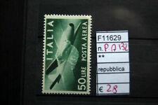 Francobolli della Repubblica italiana dal 1956 al 1964