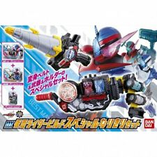 Bandai Dx Masked Kamen Rider Build Special Narikiri Set Build Driver