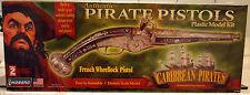 Pirate Pistol French Wheellock Pistol Blackbeard, 1:1, Lindberg 78008