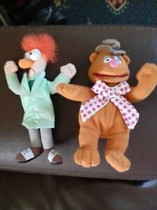 McDonald's Vintage Happy Meal Toys. Muppets x2