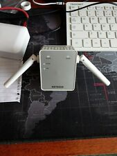 NETGEAR EX3700 AC750 WiFi Range Extender  Wall-plug