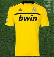 Real Madrid Goalkeeper Shirt - Official Adidas Real Madrid CF Jersey - Mens