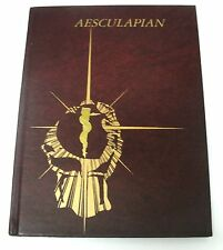 1987 Baylor College of Medicine Yearbook - HOUSTON, TX. / AESCULAPIAN ..... LQQK