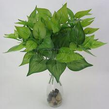 Fake Artificial Grass Foliage Silk Flower FLoral Green Plant Fern Office Decor