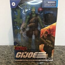 GI Joe Classified ?BEACH HEAD? Cobra Island Action Figure (BLUE EYES) HTF