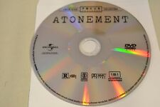 Atonement (DVD, 2008, Widescreen)Disc Only Free Shipping