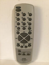 CCD Closed Caption Decoder Remote Control 076N0DW110