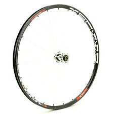 "DT Swiss XM1550 Tricon 26"" Front MTB Bike Wheel QR 100mm 6-Bolt Black"