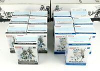 [ BRAND NEW ] 14 x Metal Gear Solid 2 Konami Figure Collection FULL SET Yamato