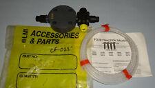 Lmi 25697 Metering Pump Head Assembly Milton Roy New