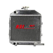 SBA310100211 ALUMINUM RADIATOR W/ CAP FOR Ford Tractor 1300 HOT
