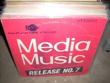 MEDIA MUSIC RELEASE 7 bold beat # 7 ( sound )