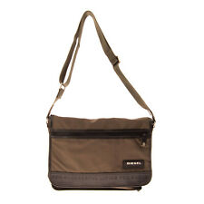 DIESEL NEW VOYAGE Flap Messenger Bag Large FOR SUCCESSFUL LIVING Laptop Pocket