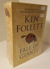 SIGNED Fall of Giants by Ken Follett (Century Trilogy #1) HC, Limited Edition