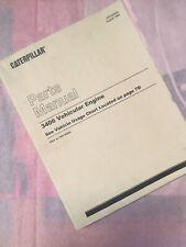 CAT Caterpillar 3406 Vehicular Engine PARTS Book Manual 70V1-70V10345 Guide Shop
