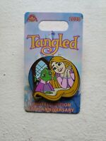 Disney Parks Tangled 10th Anniversary Limited Edition Pin Rapunzel Pascal