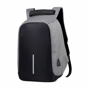 Bobby Backpack Anti Theft Xd Original Design USB External Charge Safety School