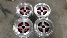 "JDM WORK Equip 01 13"" rims wheels ae86 ta22 datsun long champ ke70 dx ssr"