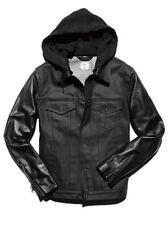 EN Noir Gq&Gap 3 in 1 coated jacket size L