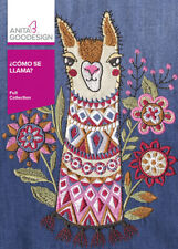 ¿Como Se Llama? Anita Goodesign Embroidery Design Machine CD