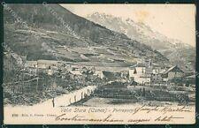 Cuneo Pietraporzio cartolina QK9103
