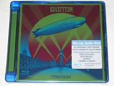 Led Zeppelin - Celebration Blu-Ray-Audio 5.1 dts-HD Master Audio