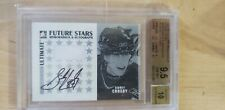 05-06 ITG Ultimate Sidney Crosby Future Stars Auto Jersey Pre Rookie Bgs 9.5 1/1