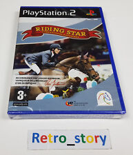 PS2 Riding Star : Compétitions Equestres NEUF / NEW PAL