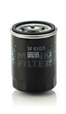 Filtro de aceite-Mann-Filter W 610/3