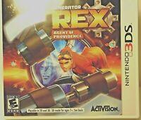 Generator Rex Agent of Providence  (Nintendo 3DS, 2011)