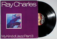 Ray Charles - My Kind of Jazz Part 3 (1975) Vinyl LP •PLAY-GRADED•