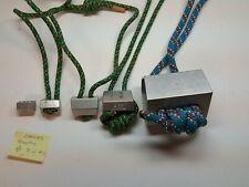 Vintage Hexagonal Climbing Chock Hex Set #3,4,6,7,11