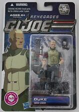 "DUKE RENEGADES GI JOE The 30th Anniversary 2011 3.75"" Inch Action FIGURE"