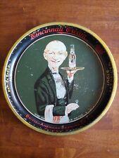 Vintage Who Wants The Handsome Waiter Cincinnati Cream Beer Tray