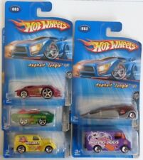 5 Hot Wheels Combat Ambulance Low Flow Dodge Neon Deora Anglia Panel 2005