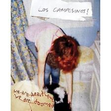 (Aus Seller) Los Campesinos! We Are Beautiful: We Are Doomed 2 Disc CD As New