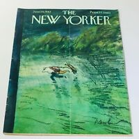 The New Yorker: June 29 1963 - Full Magazine/Theme Cover Perry Barlow