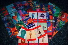disney pocahontas trading cards w/pop up's 1995