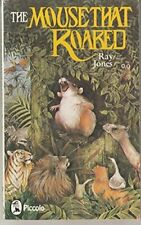 The Mouse That Roared (Piccolo Books) by Jones, Ray Paperback Book The Fast Free
